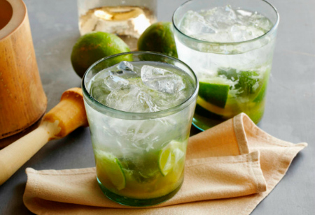 Celebrate the World Cup with a Caipirinha and a traditional Brazilian dish