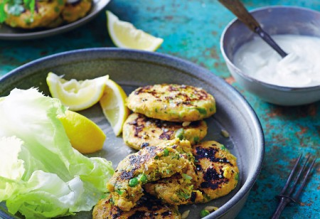 A vegetarian barbecue: make it an Indian summer and grill these spiced delights