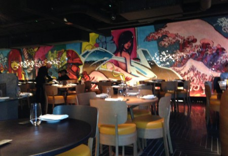 <b> Restaurants: </b> Japanese design and fresh flavours at London&#8217;s Chotto Matte