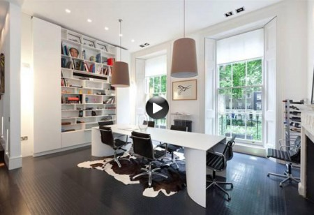 Latest video: Step inside this contemporary and stylish flat