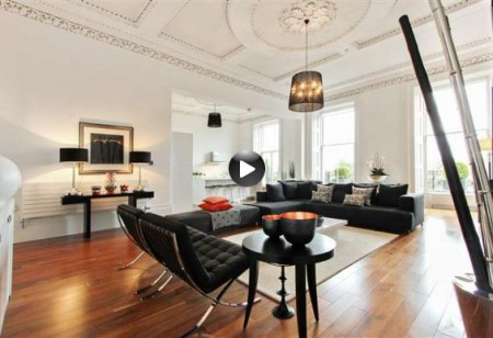 Latest video: Get inspired by this glamorous city apartment