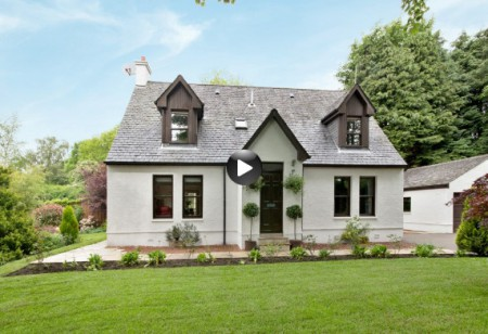 <b> Latest video: </b> Take a peek at this cosy but modern cottage
