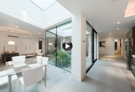 <b> Latest video: </b> Step inside this cool apartment