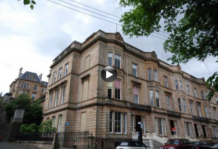 <b> Latest video: </b> Take a look at the quirky and bright interior inside this townhouse
