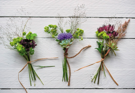 How to grow your own wedding flowers