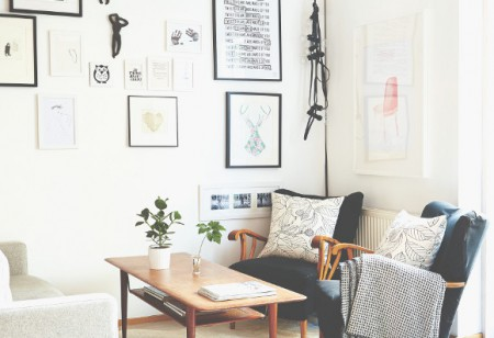 <b> At home with: </b> My Scandinavian Home blogger, Niki Brantmark