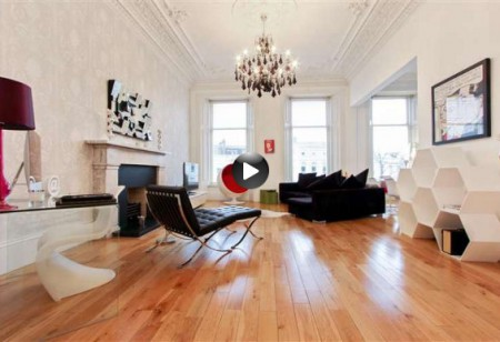<b> Latest video: </b> Classic meets cools in this elegant townhouse