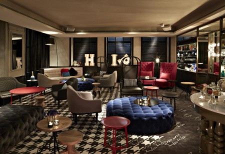 <b>Design inspiration: </b> Giant lanterns, wall mosaics and more from 3 fabulous hotels