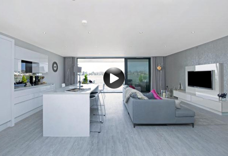 <b>Latest video:</b> Tour this small and modern apartment with a view