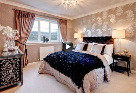 <b> Latest video: </b> Tour this pretty four-bedroom family home