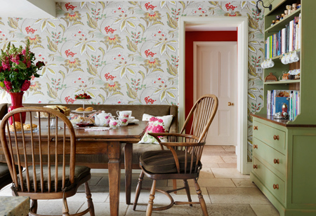 <b> Style Insider: </b> Discover the secrets of Nina Campbell's style as we tour one of her recent projects