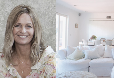 <b> My style: </b> Rachel Ashwell, the queen of shabby chic