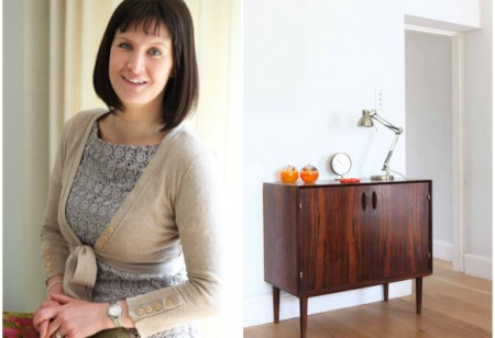 <b> My style: </b> Interior designer Clare Pascoe