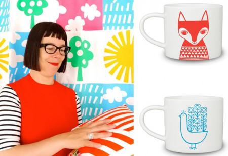 <b> My Style: </b> Homeware designer Jane Foster