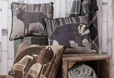<b> Editor&#8217;s Pick: </b> Kilburn &#038; Scott&#8217;s toasty autumnal textiles