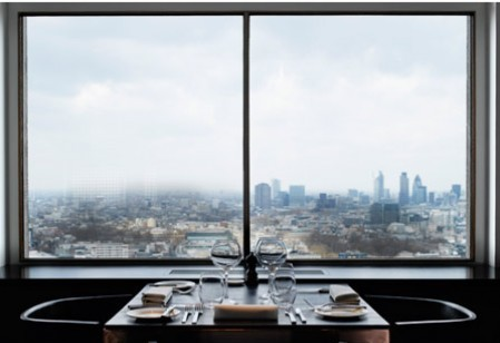 A Tom Dixon room with a view…
