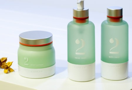 Indulge in the new Conran Bath & Body collection