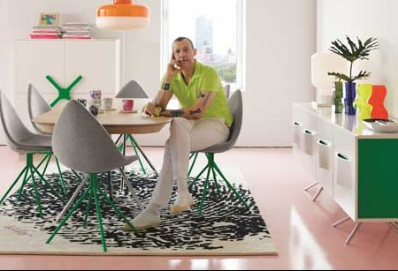 Hot design: ACHICA Living catches up with Karim Rashid