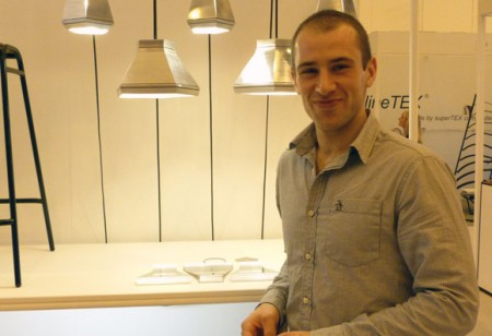 New designers lighting the way at 100% Design