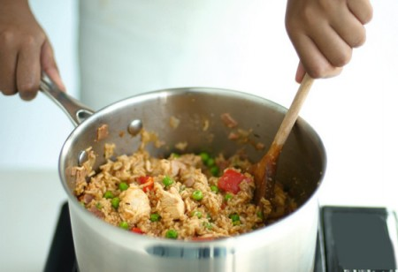 A quick and easy Jambalaya recipe to keep the kids entertained