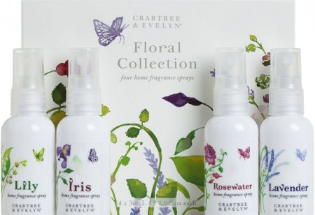 Indulge with Crabtree & Evelyn