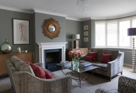 Tour this elegant home decorated by interior designer Charlotte Crosland