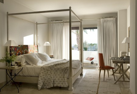 Interiors inspiration from Malaga's Hotel Finca Cortesin