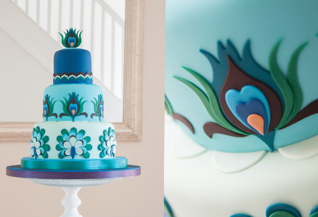 <b> Interview: </b> The queen of cake decorating Lindy Smith