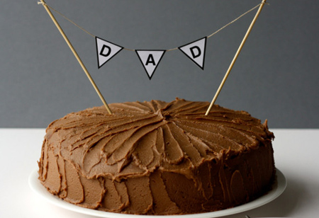 <b> Recipe: </b> Celebrate Father's day with a whisky cake