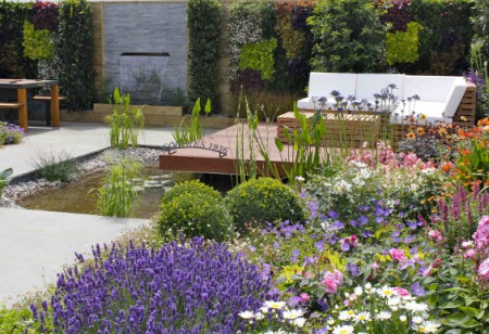 Inspiration for your garden from the RHS Hampton Court Flower Show